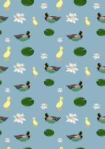 duckyprinta4blue