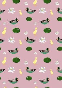 duckyprinta4pink
